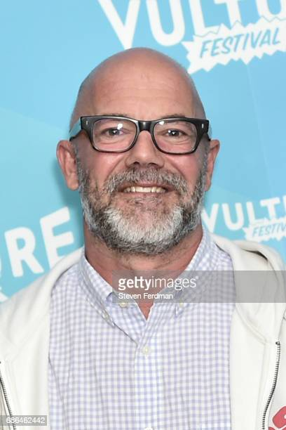 Andrew Sullivan attends a screening of 'Black Mirror' during Vulture Festival at Milk Studios on May 21 2017 in New York City