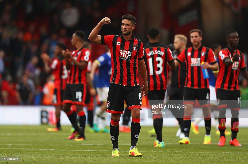AFC Bournemouth v Everton - Premier League : News Photo
