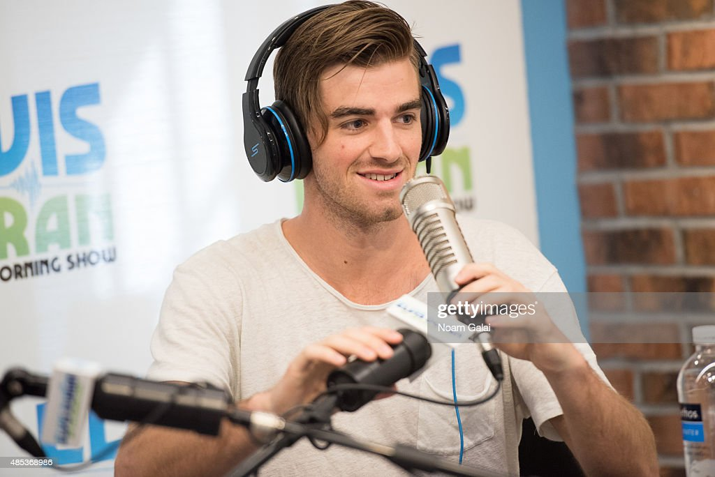 ... Z100 Morning Show' at Z100 Studio on August 27, 2015 in New York City
