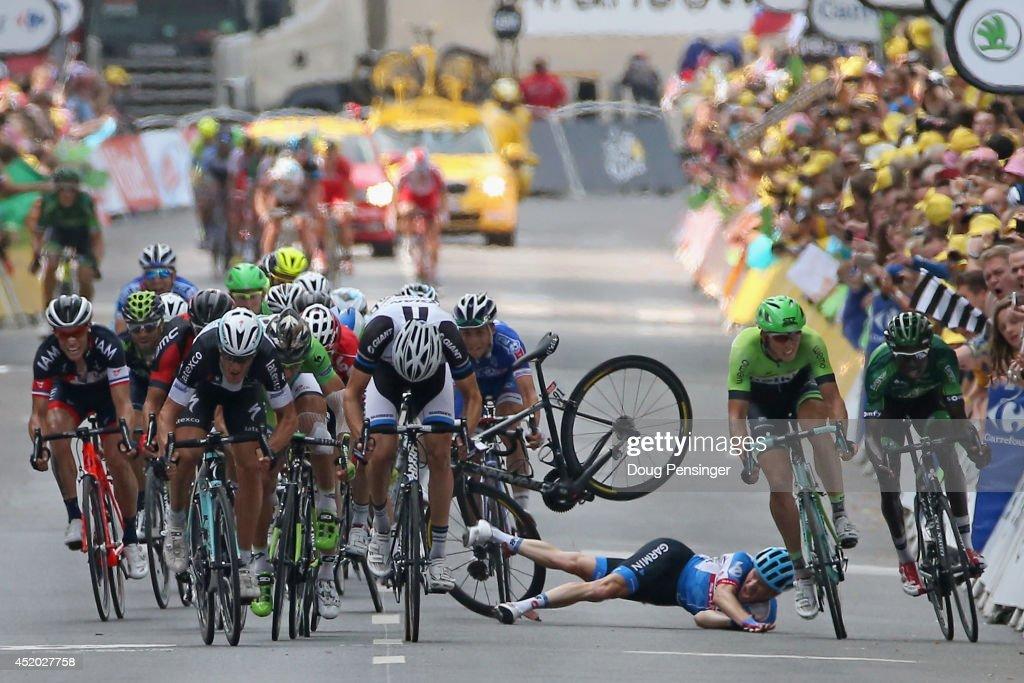 Le Tour de France 2014 - Stage Seven