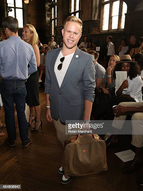 Andrew Werner attends Billy Reid during MercedesBenz Fashion Week Spring 2015 at The Highline Hotel on September 6 2014 in New York City