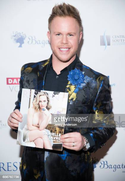 Andrew Werner attends 'Resident Magazine' March Issue Cover Celebration at Bagatelle on March 22 2017 in New York City