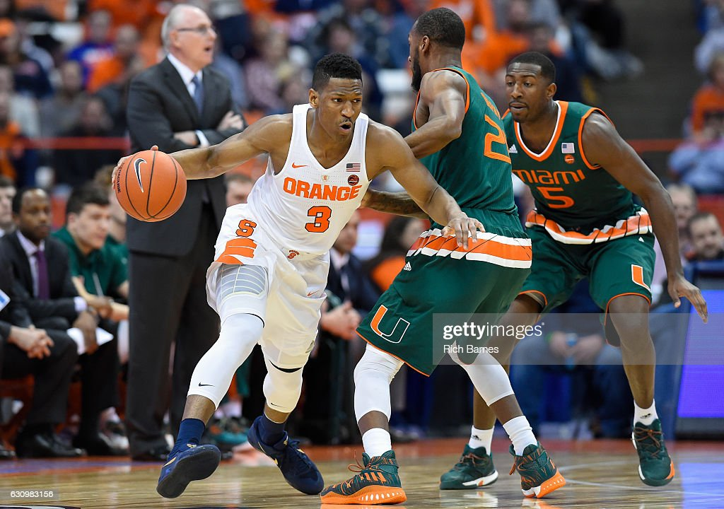 Miami v Syracuse