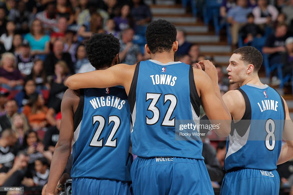 Minnesota Timberwolves v Sacramento Kings | Getty Images