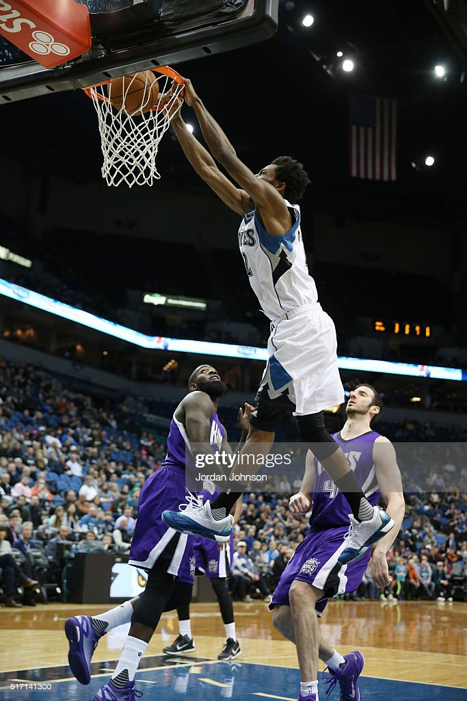 Sacramento Kings v Minnesota Timberwolves | Getty Images