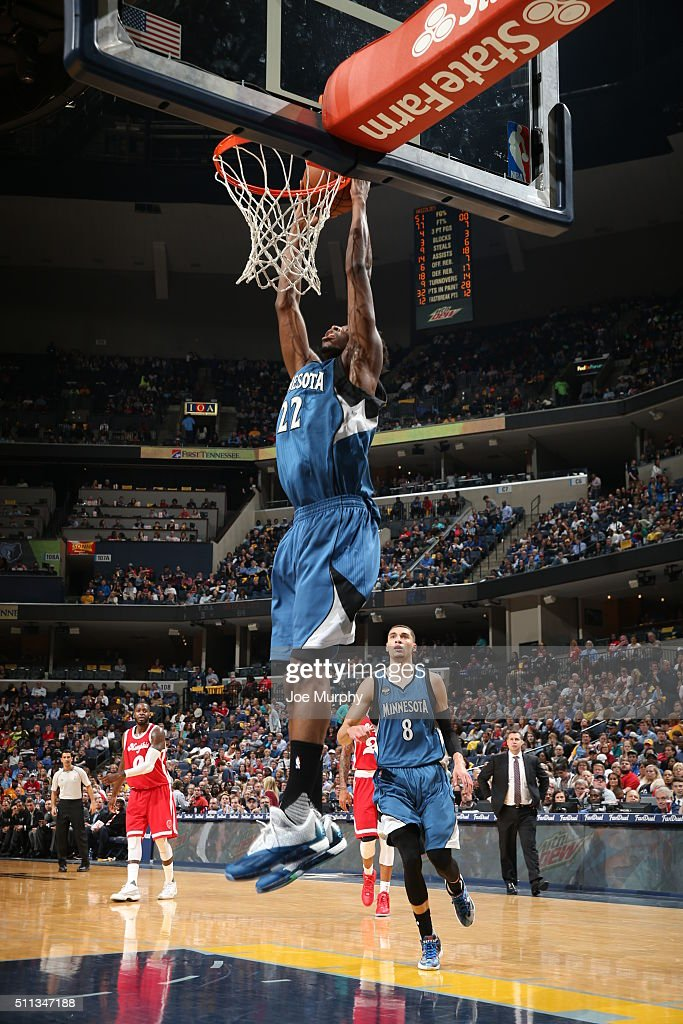 Minnesota Timberwolves v Memphis Grizzlies | Getty Images