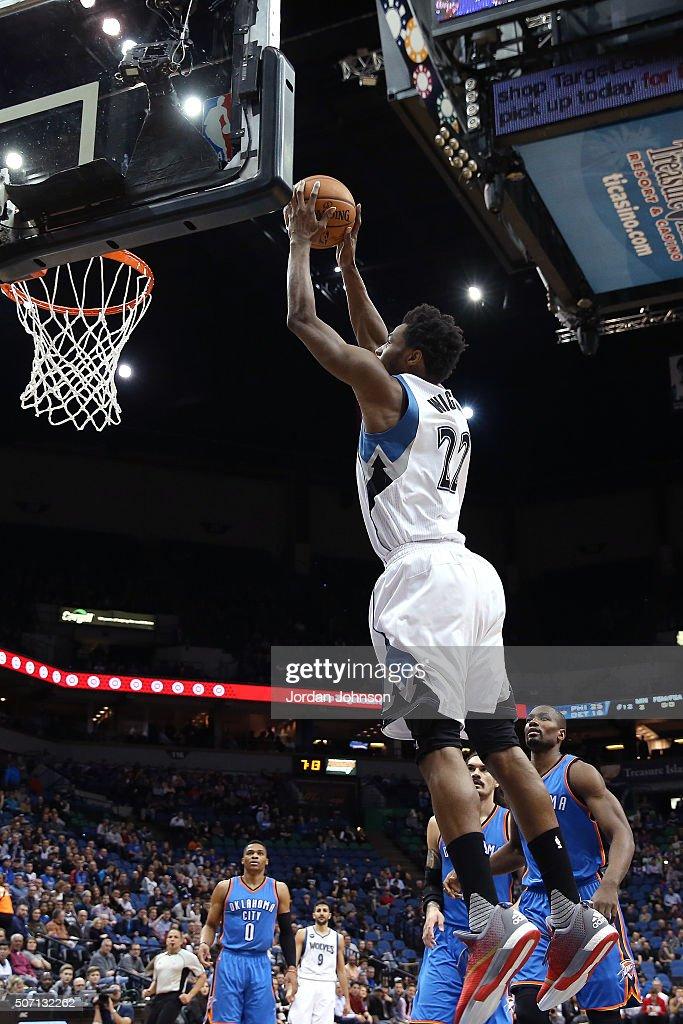 Oklahoma City Thunder v Minnesota Timberwolves | Getty Images