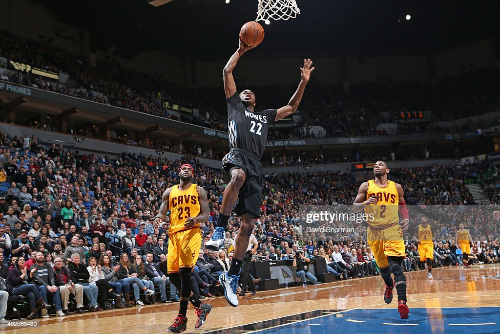 Cleveland Cavaliers v Minnesota Timberwolves | Getty Images