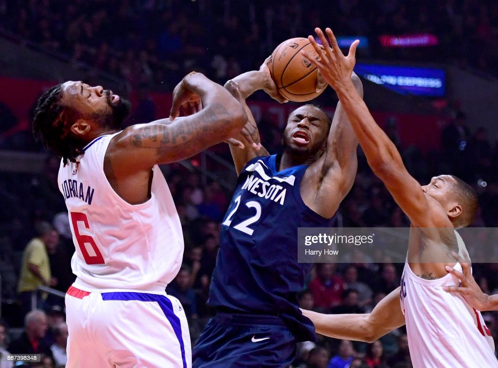 Minnesota Timberwolves v Los Angeles Clippers