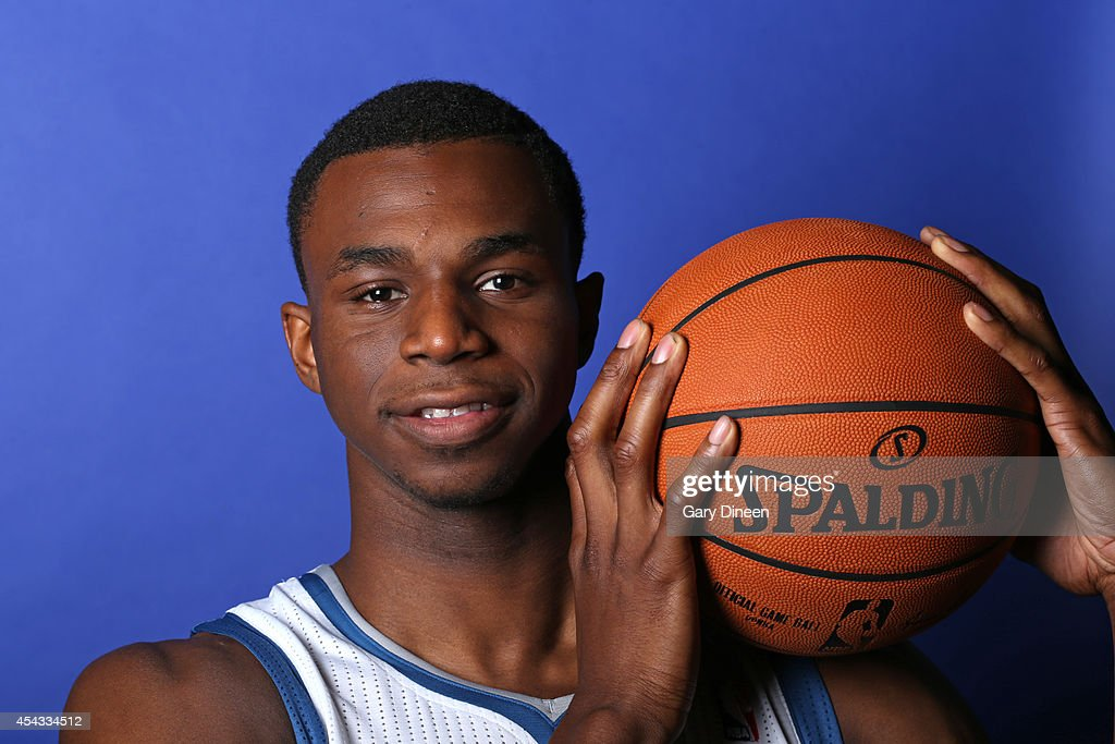 <a gi-track='captionPersonalityLinkClicked' href=/galleries/search?phrase=Andrew+Wiggins&family=editorial&specificpeople=7720937 ng-click='$event.stopPropagation()'>Andrew Wiggins</a> #22 of the Minnesota Timberwolves poses for portraits on August 26, 2014 at Target Center in Minneapolis, Minnesota.