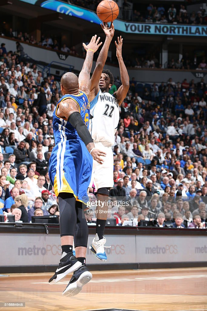 Golden State Warriors v Minnesota Timberwolves | Getty Images