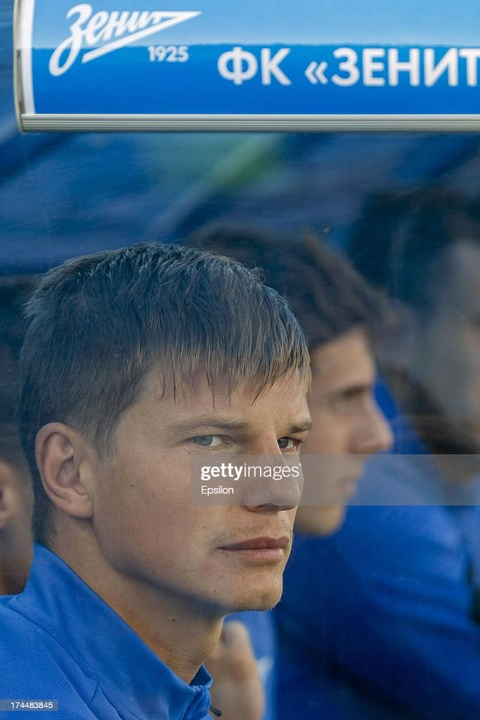 FC Zenit invited Arshavin and Tymoschuk to work in club structures 07/02/2015 26