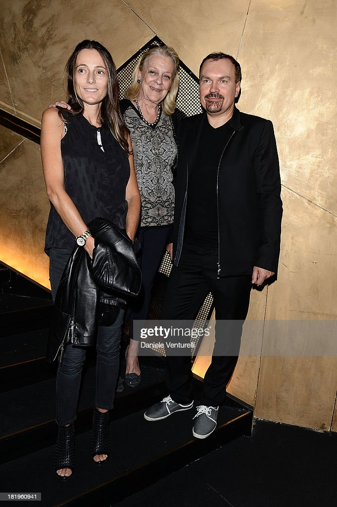 Andrey Sturkov attends IRFE After Party as part of the Paris Fashion Week Womenswear Spring/Summer 2014 on September 26, 2013 in Paris, France.