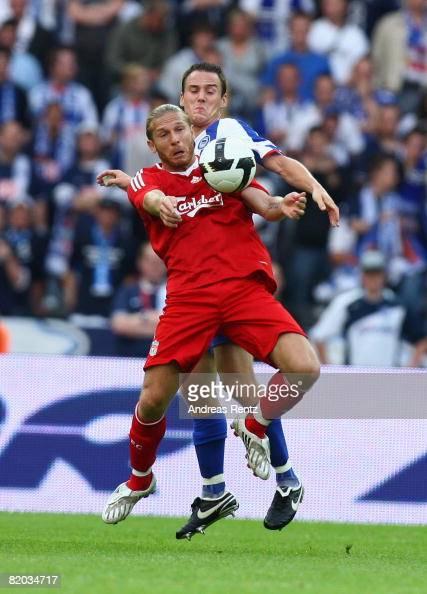 Hertha Liverpool AnstoГџ