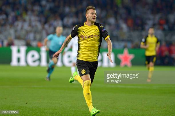Andrey Yarmolenko of Dortmund looks on during the UEFA Champions League group H match between Borussia Dortmund and Real Madrid at Signal Iduna Park...