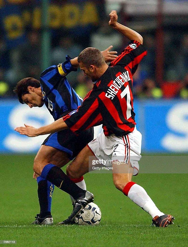 Inter Milan v AC Milan s and