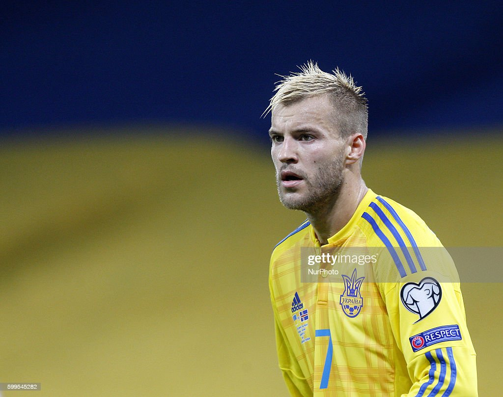 Ukraine v Iceland FIFA World Cup 2018 qualifying s and