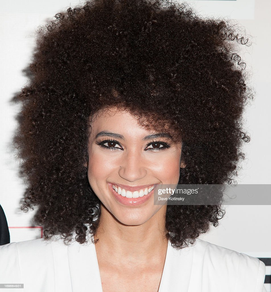 Andy Allo attends 2013 SESAC Pop Music Awards at New York Public Library on May 13, 2013 in New York City.
