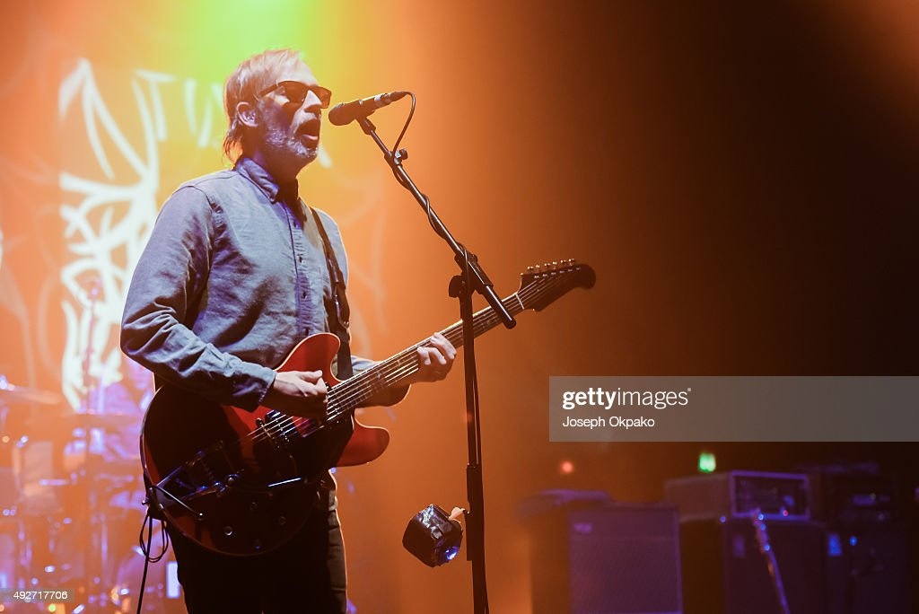 Ride Perform At Brixton Academy