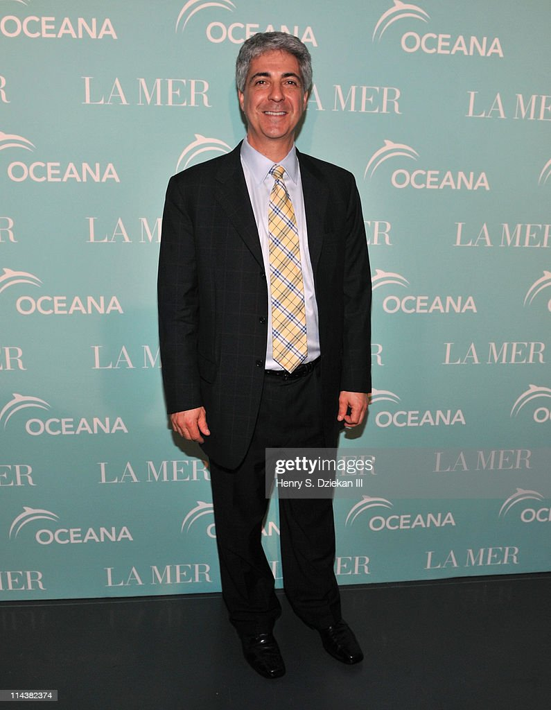 Andy Bevacqua attends World Ocean Day 2011 celebrated by La Mer and Oceana at Affirmation Arts on May 18, 2011 in New York City.