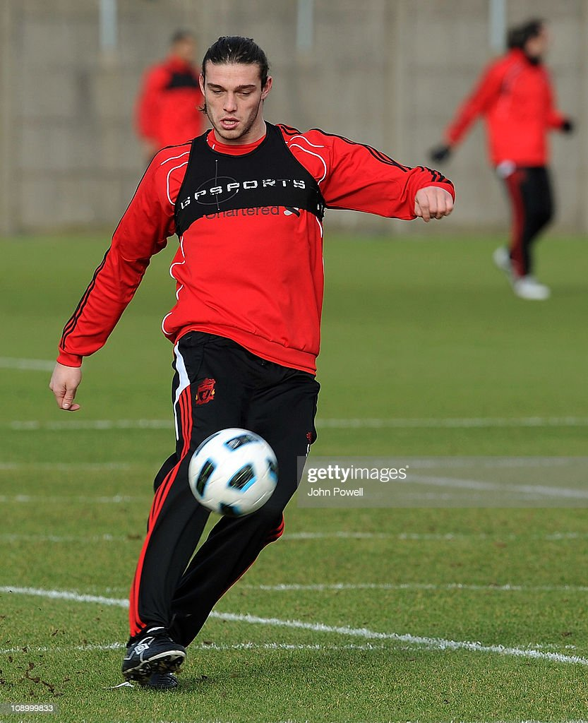 Liverpool FC Training Session s and