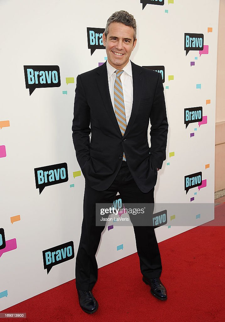 Andy Cohen attends Bravo Media's 2013 For Your Consideration Emmy event at Leonard H. Goldenson Theatre on May 22, 2013 in North Hollywood, California.