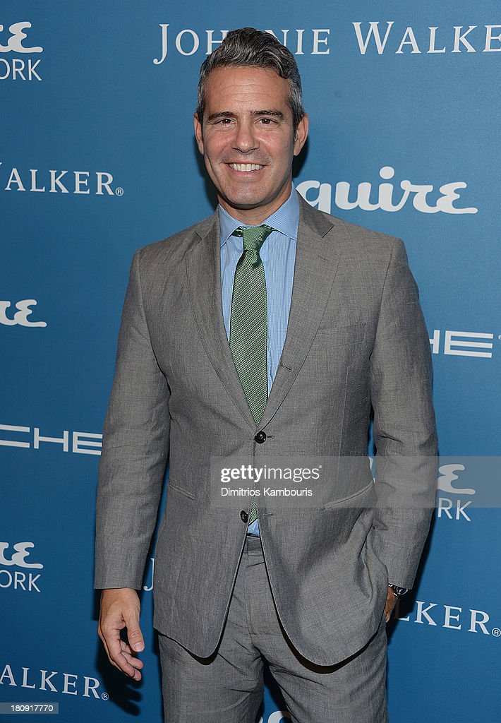 <a gi-track='captionPersonalityLinkClicked' href=/galleries/search?phrase=Andy+Cohen+-+Television+Personality&family=editorial&specificpeople=7879180 ng-click='$event.stopPropagation()'>Andy Cohen</a> attends Esquire 80th Anniversary And Esquire Network Launch Celebration at Highline Stages on September 17, 2013 in New York City.