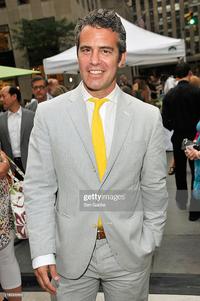 Andy Cohen Attends The 2011 House Beautiful Kitchen Of He Year Opening Night Gala