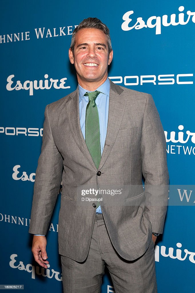 <a gi-track='captionPersonalityLinkClicked' href=/galleries/search?phrase=Andy+Cohen+-+Television+Personality&family=editorial&specificpeople=7879180 ng-click='$event.stopPropagation()'>Andy Cohen</a> attends the Esquire 80th Anniversary And Esquire Network Launch Celebration at Highline Stages on September 17, 2013 in New York City.