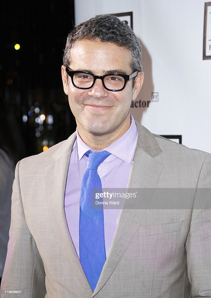 Andy Cohen attends the New York launch of Friendfactor at Lavo on May 3, 2011 in New York City.
