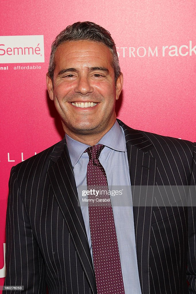 <a gi-track='captionPersonalityLinkClicked' href=/galleries/search?phrase=Andy+Cohen+-+Television+Personality&family=editorial&specificpeople=7879180 ng-click='$event.stopPropagation()'>Andy Cohen</a> attends the Us Weekly's Most Stylish New Yorkers Party at Harlow on September 10, 2013 in New York City.