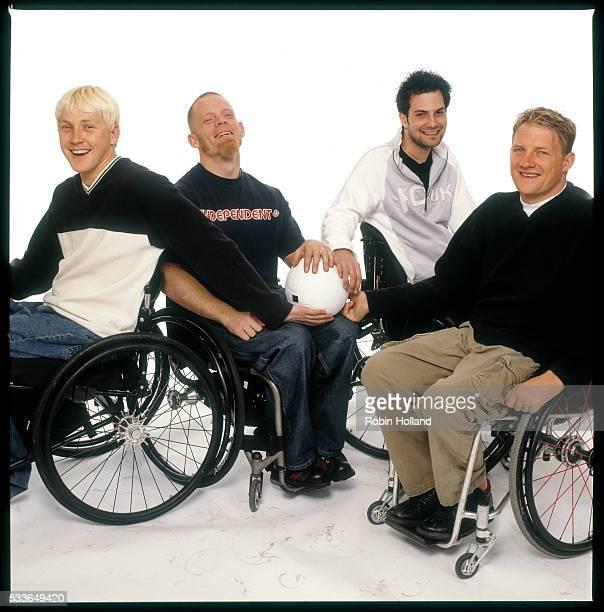 Andy Cohn Mark Zupan Keith Cavill and Scott Hogsett