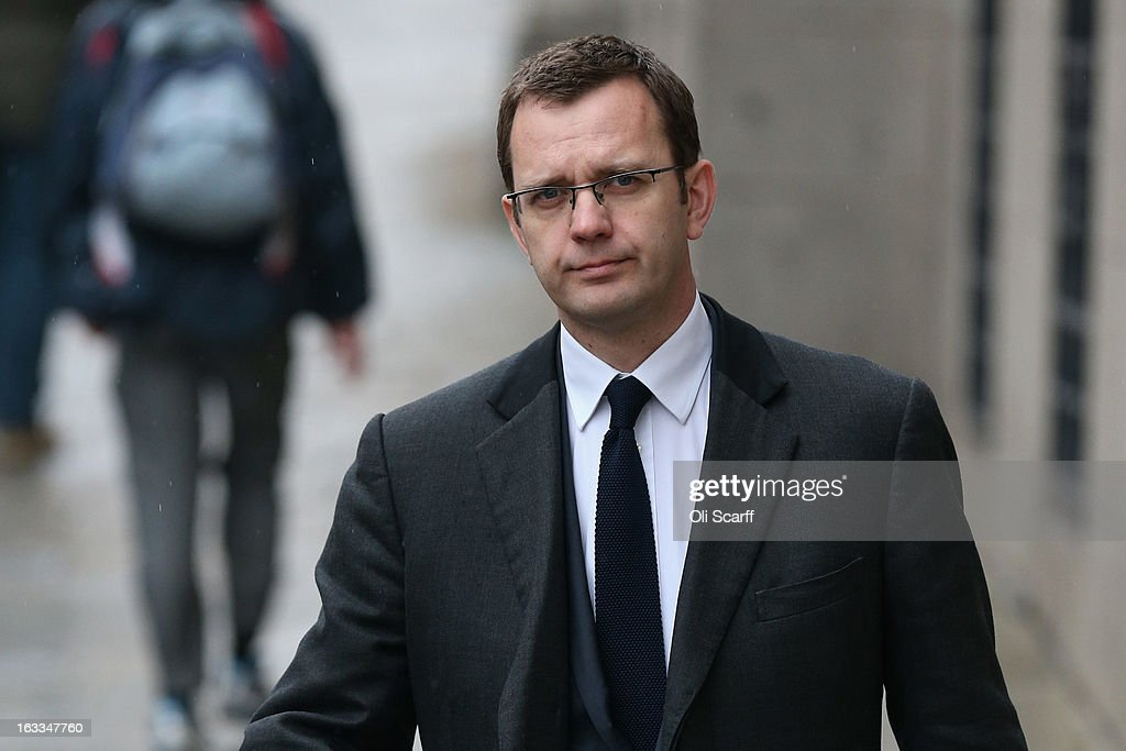 Rebekah Brooks, Andy Coulson And Others Arrive At Court To Enter Their Pleas On Bribery Of Officials Charges