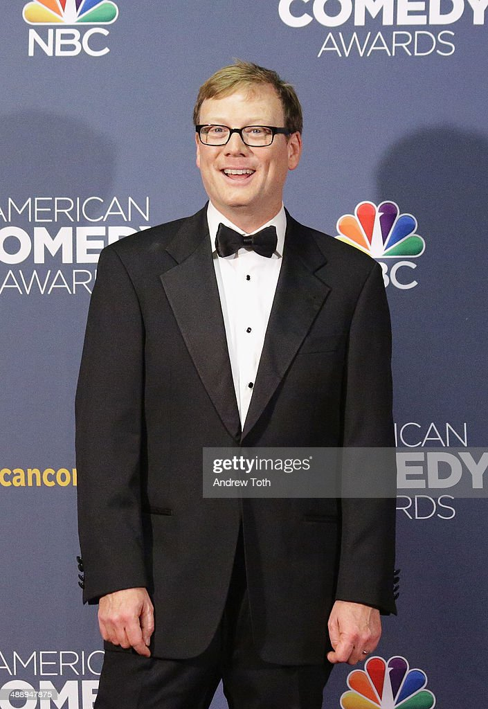 Andy Daly attends the 2014 American Comedy Awards at Hammerstein Ballroom on April 26, 2014 in New York City.