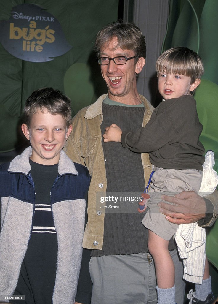 <a gi-track='captionPersonalityLinkClicked' href=/galleries/search?phrase=Andy+Dick&family=editorial&specificpeople=171170 ng-click='$event.stopPropagation()'>Andy Dick</a> and his children during A Bug's Life - Los Angeles Premiere at El Captain Theatre in Hollywood, California, United States.