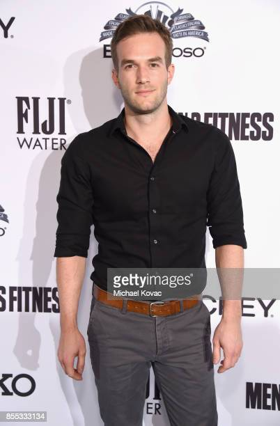 Andy Favreau at the Men's Fitness Game Changers event at Goldstein Residence on September 28 2017 in Beverly Hills California