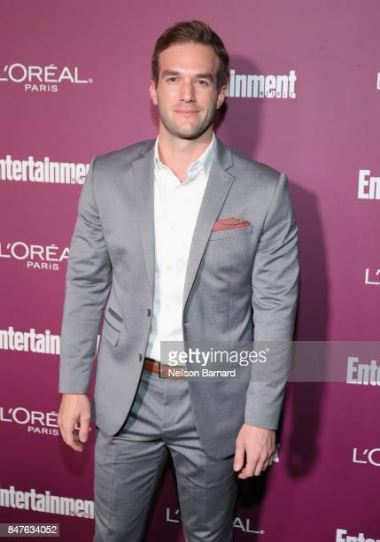 Andy Favreau attends the 2017 Entertainment Weekly PreEmmy Party at Sunset Tower on September 15 2017 in West Hollywood California