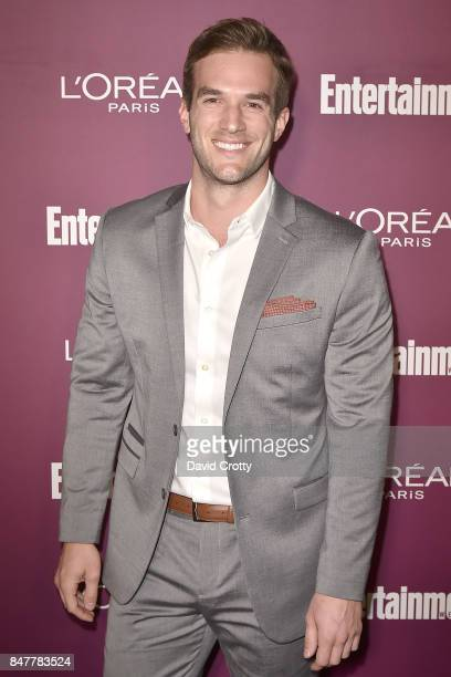 Andy Favreau attends the 2017 Entertainment Weekly PreEmmy Party Arrivals at Sunset Tower on September 15 2017 in West Hollywood California