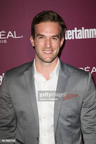 Andy Favreau attends the Entertainment Weekly's 2017 PreEmmy Party at the Sunset Tower Hotel on September 15 2017 in West Hollywood California