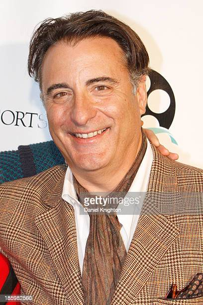 Andy Garcia arrives at the La Costa Film Festival Closing Night Red Carpet Gala For 'At Middleton' at Omni La Costa Resort Spa on October 26 2013 in...