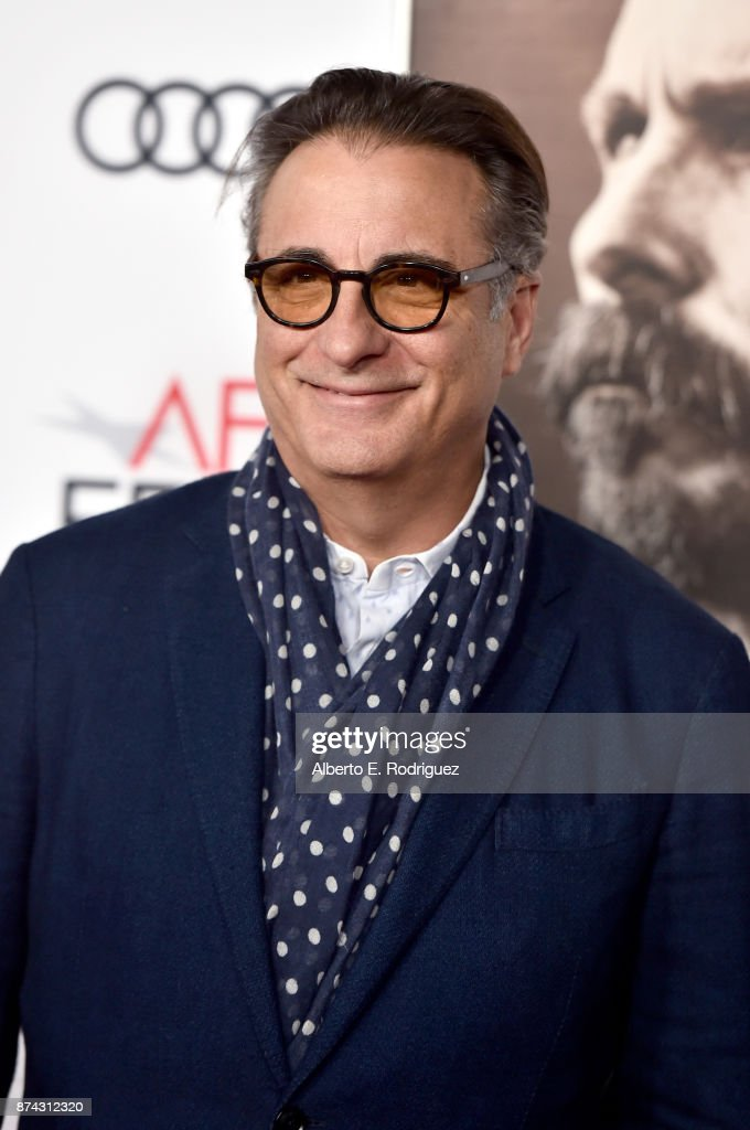 Andy Garcia attends the screening of 'Hostiles' at AFI FEST 2017 Presented By Audi at TCL Chinese Theatre on November 14, 2017 in Hollywood, California.