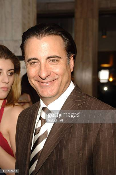 Andy Garcia during 'The Lost City' Los Angeles Premiere Arrivals at Arclight Cinemas in Hollywood California United States