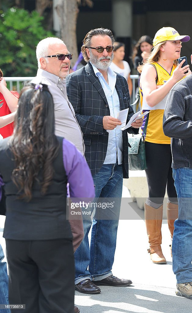 <a gi-track='captionPersonalityLinkClicked' href=/galleries/search?phrase=Andy+Garcia&family=editorial&specificpeople=156410 ng-click='$event.stopPropagation()'>Andy Garcia</a> is seen on April 28, 2013 in Los Angeles, California.