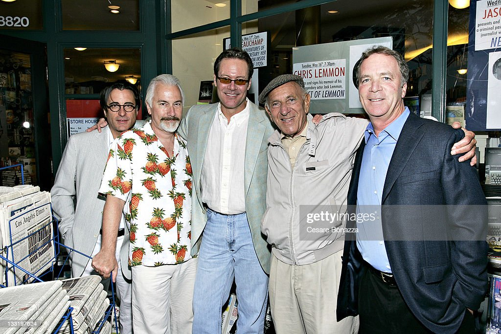 """Chris Lemmon Party for His Book  """"A Twist of Lemmon"""" - May 16, 2006"""