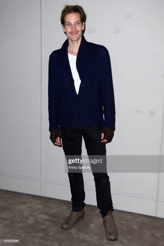 L'Uomo Vogue Cocktail - Paris Fashion Week Menswear A/W 2013