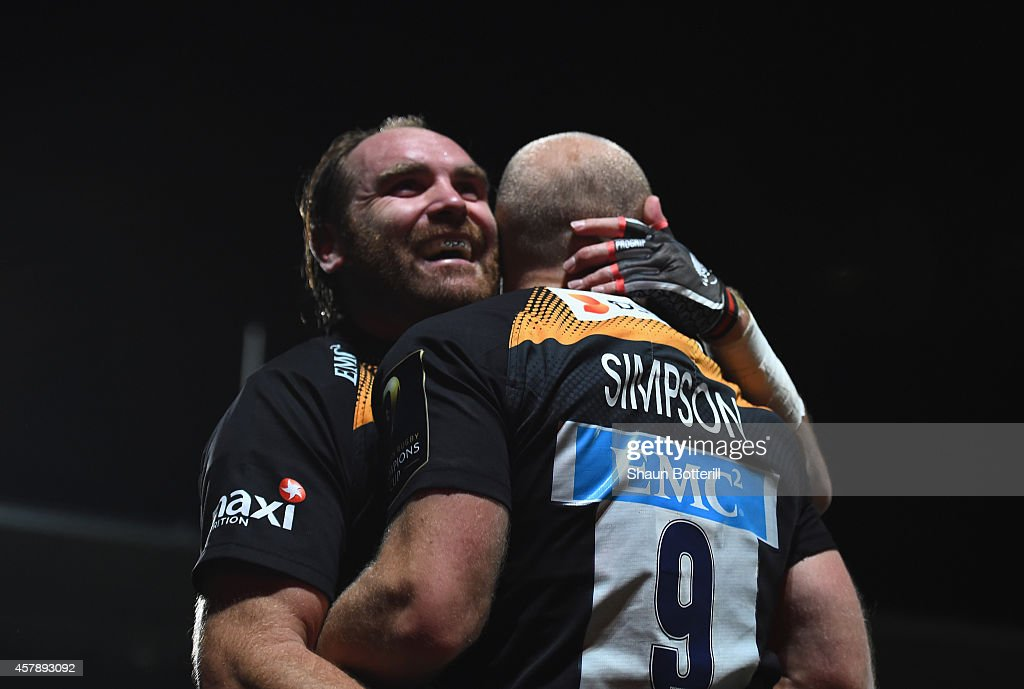 Wasps v Harlequins - European Rugby Champions Cup