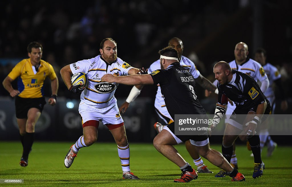 Newcastle Falcons v Wasps - Aviva Premiership