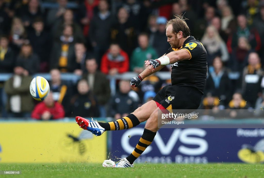 London Wasps v Leicester Tigers - Aviva Premiership