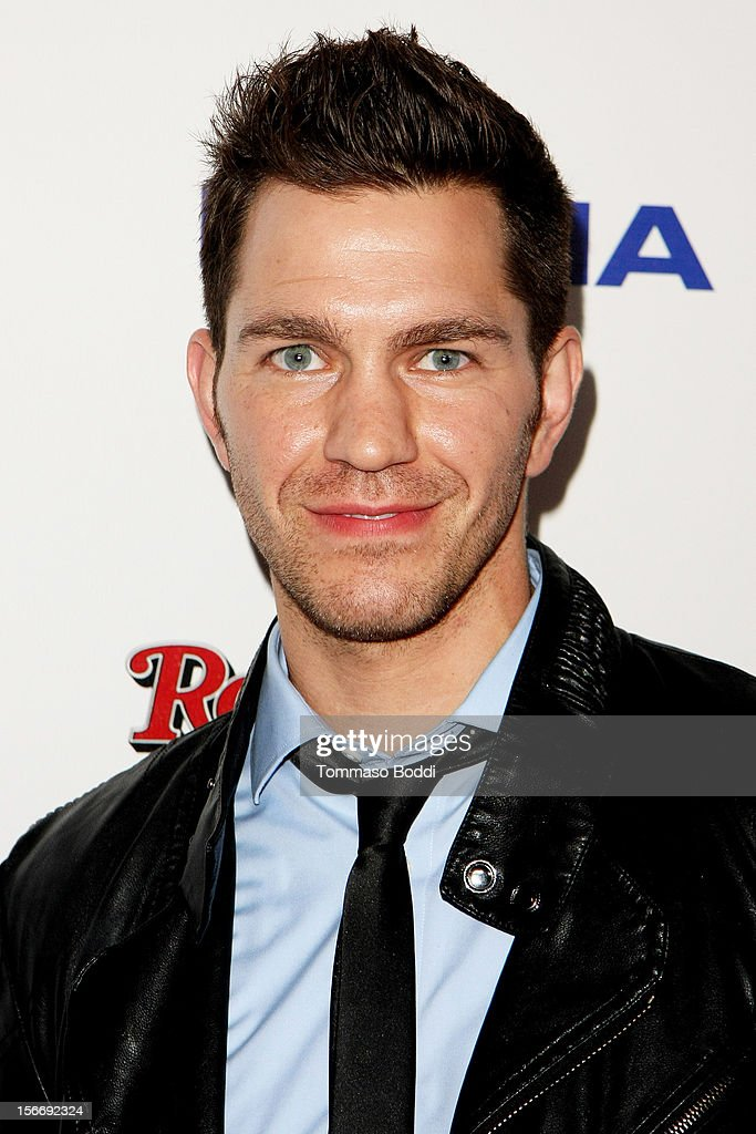 Andy Grammar attends the Rolling Stone after party for the 2012 American Music Awards presented by Nokia and Rdio held at the Rolling Stone Restaurant And Lounge on November 18, 2012 in Los Angeles, California.