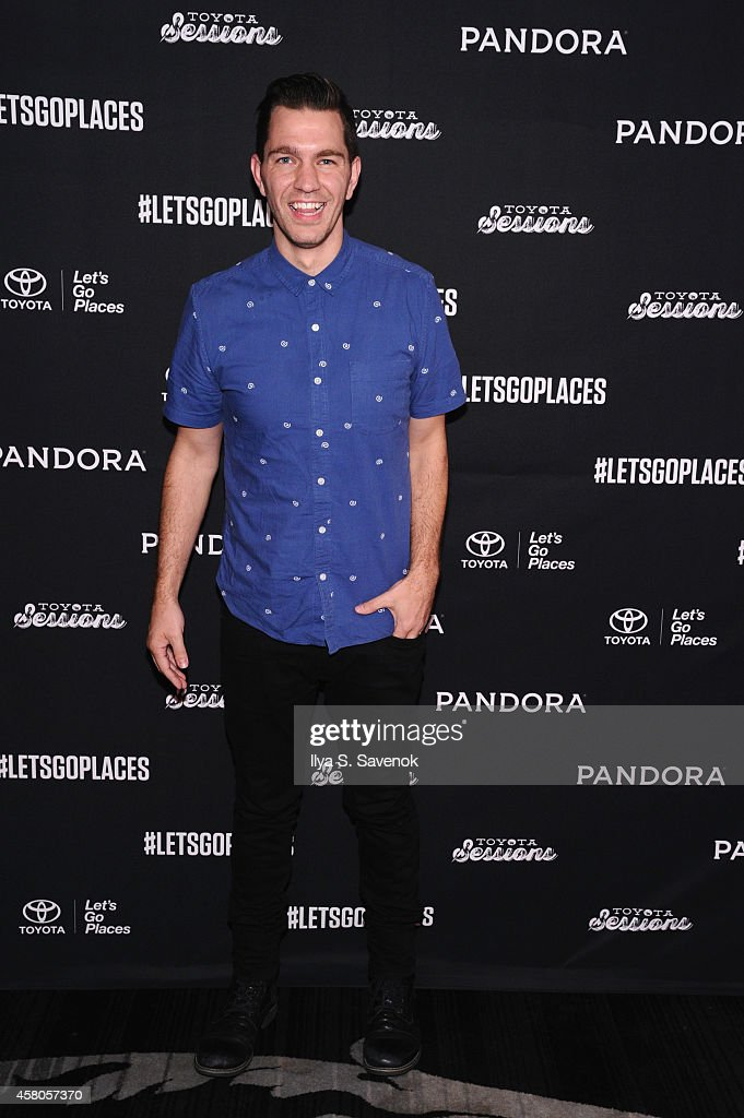 <a gi-track='captionPersonalityLinkClicked' href=/galleries/search?phrase=Andy+Grammer&family=editorial&specificpeople=7469992 ng-click='$event.stopPropagation()'>Andy Grammer</a> attends Toyota Sessions ft <a gi-track='captionPersonalityLinkClicked' href=/galleries/search?phrase=Andy+Grammer&family=editorial&specificpeople=7469992 ng-click='$event.stopPropagation()'>Andy Grammer</a>, Powered By Pandora on October 29, 2014 in New York City.